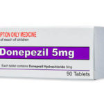 Donepezil Packung